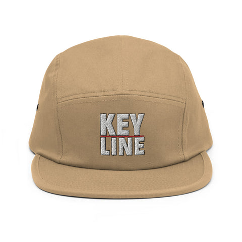 Five Panel Keyline Hat