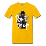 "Men's Premium ""Don't Stop"" T-Shirt - Keyline Wear"