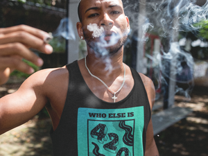 """420"" Classic Men's T-Shirt Tank top - Keyline Wear"