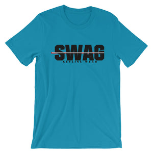 """Swag"" Keyline Wear Short-Sleeve Men's T-Shirt - Keyline Wear"