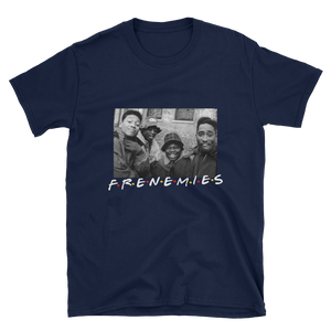 """Frenemies"" Short-Sleeve Men's T-Shirt - Keyline Wear"