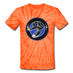 Kicks Tie Dye T-Shirt - spider orange