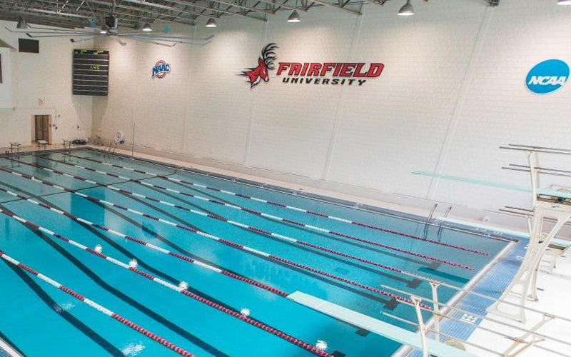 Nike Swim Camp at Fairfield University