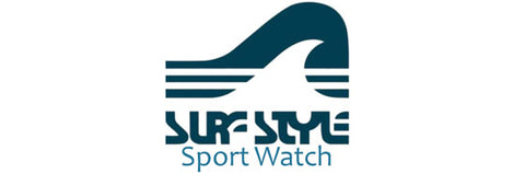 Surf Style Sport Watch