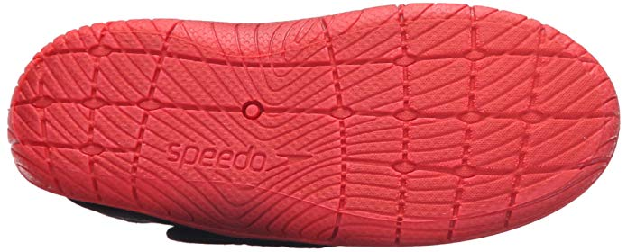 Speedo Big Kids Surfwalker Pro 2.0 Water Shoes Black/Pink