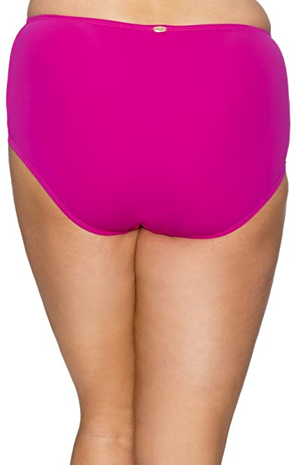 Sunsets Curve Plus Size Berry The High Road Bikini Bottom