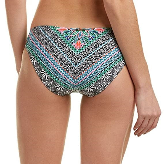 Laundry by Shelli Segal Bohemian Tab Side Hipster Bottom