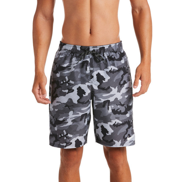 Nike Swim Men's 9-inch Volley Board Shorts Black