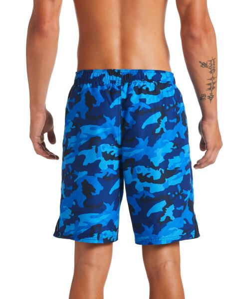 Nike Swim Men's 9-inch Volley Board Shorts Obsidian