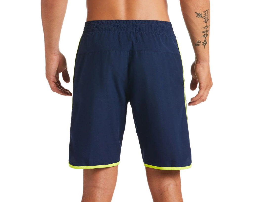 Nike Swim Men's Diverge Volley Swim Trunks Midnight Navy