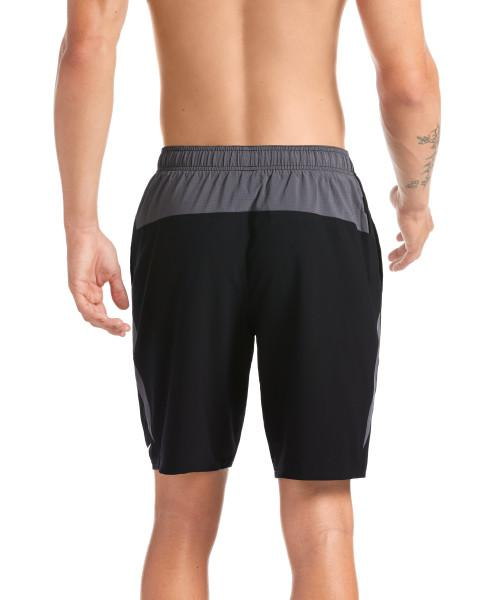 Nike Swim Men's Contend 9-inch Volley Board Shorts Black