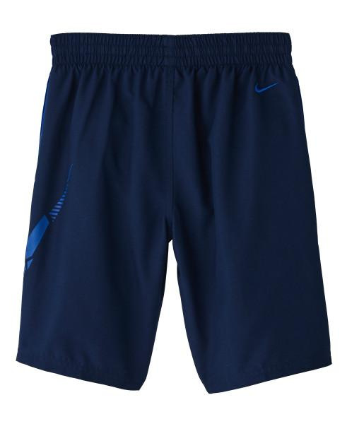 Nike Swim Boys' Mash Up Lap 8-inch Volley Board Shorts Game Royal