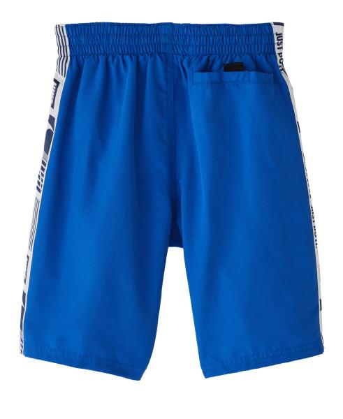 Nike Swim Boys' Funfetti Racer 8-inch Volley Board Shorts Game Royal