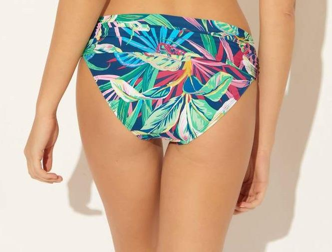 Bleu Rod Beattie It's A Jungle Out There Banded Hipster Bikini Bottom