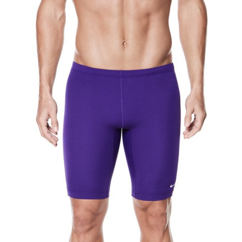 Nike Swim Men's Poly Solid Jammers Court Purple