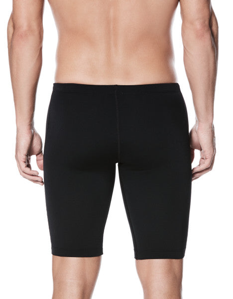 Nike Swim Men's Poly Solid Jammers Black