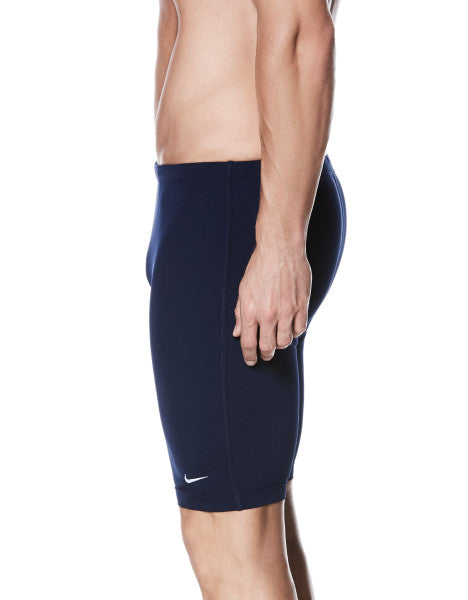 Nike Swim Men's Poly Solid Jammers Midnight Navy