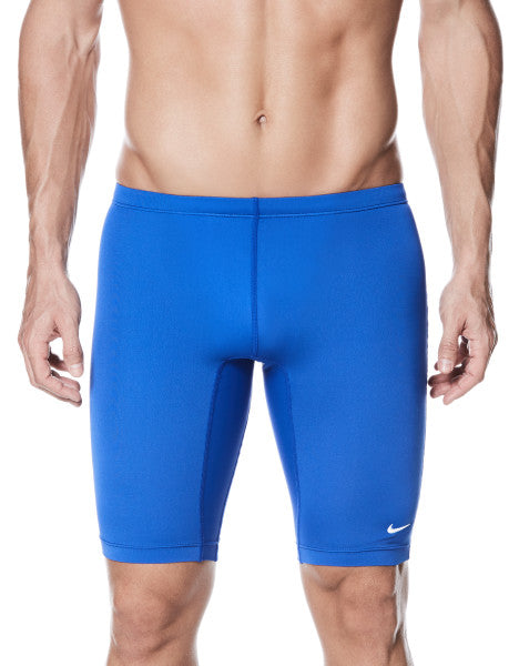 Nike Swim Men's Poly Solid Jammers Game Royal