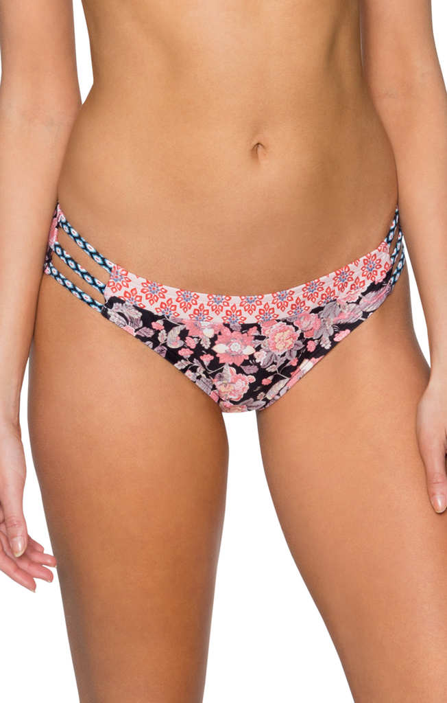 Swim Systems Women's Camellia Triple Threat Bikini Bottom