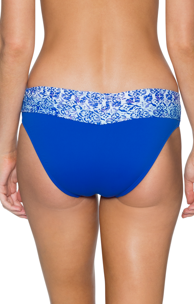 Swim Systems Women's Dream On Aloha Banded Bikini Bottom