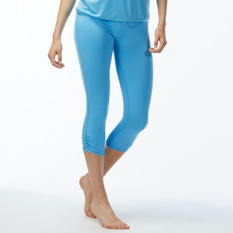 Beach House Women's Prana Cropped Pant Cover Up Inspire Blue