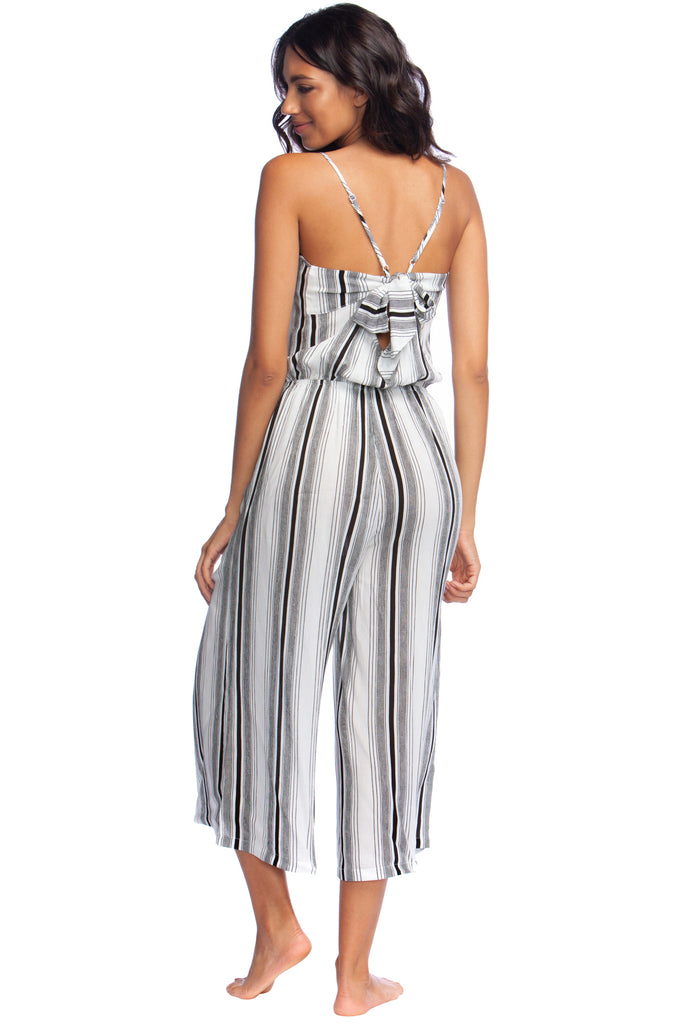 Lucky Brand Venice Vibes Jumpsuit Cover Up
