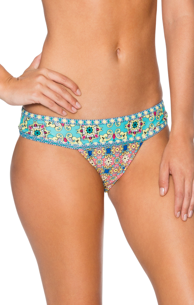 Swim Systems Women's Trinidad Rebel Bikini Bottom
