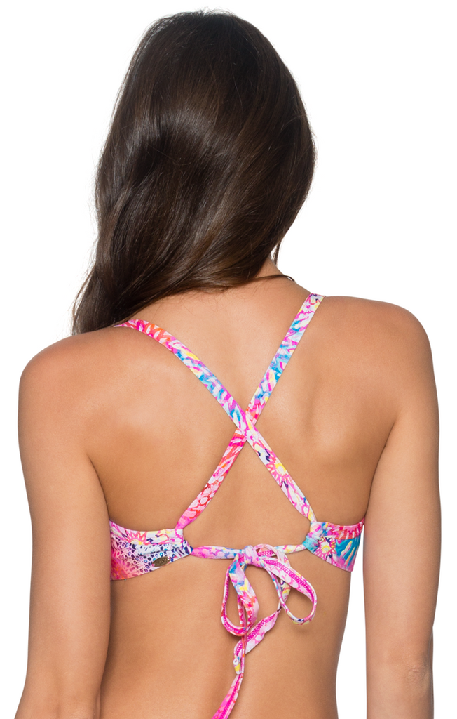 Sunsets Women's Whimsy Jayne X Back Top
