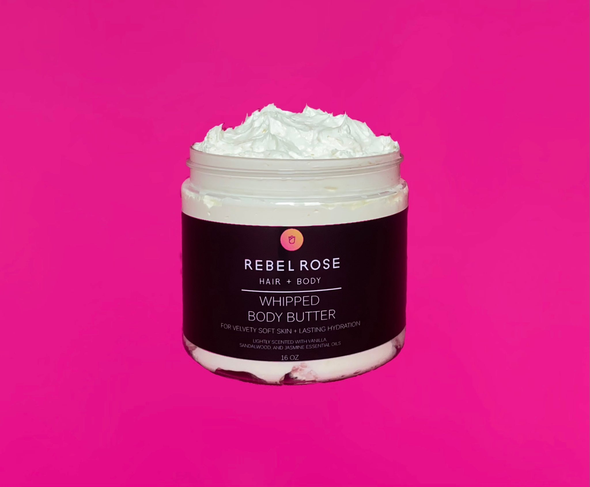 Whipped Body Butter 16 oz