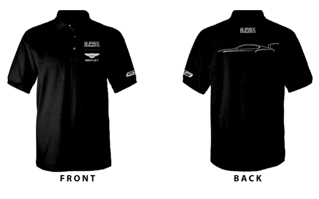 K-PAX Racing Bentley Black Polo