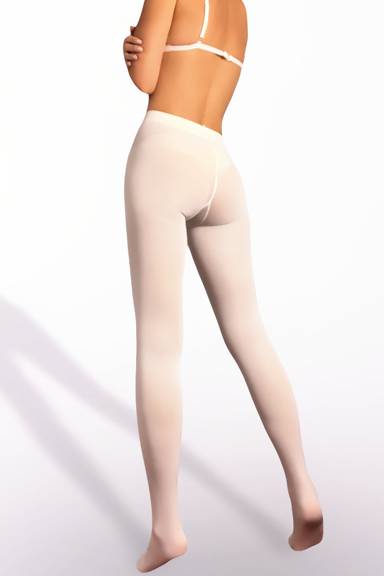Microfiber Tights 100 Denier - Ivory