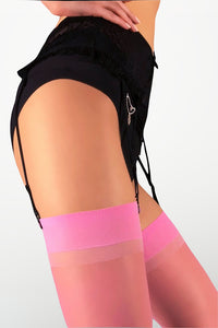 Classic Stockings 20 Den - Light Pink