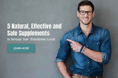 Safe supplements to boost testosterone