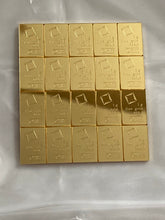 Load image into Gallery viewer, 1 gram 24k gold bar