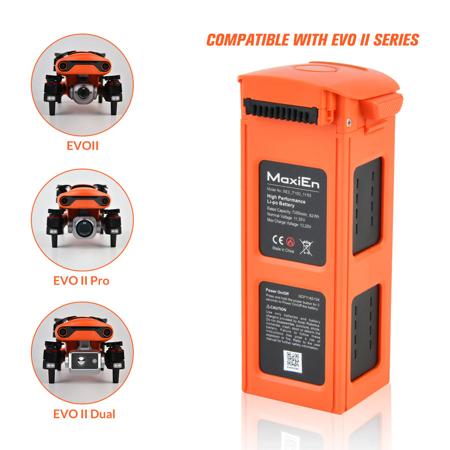 Autel EVO II Flight Battery For ALL evo ii series