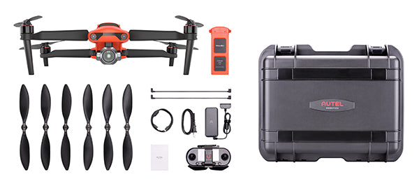 Autel robotics evo 2 pro 6k rugged bundle package list