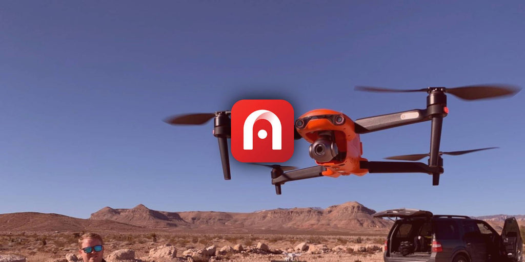 Autel Explorer App Update: max flight height of 2,640 ft and add more features