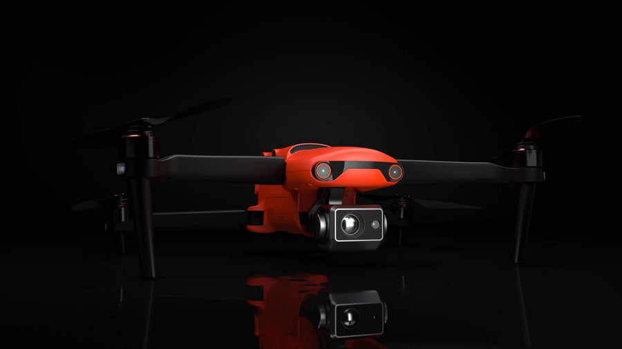 Autel EVO II Dual Drone combined IR/ Thermal Camera and 8k Camera