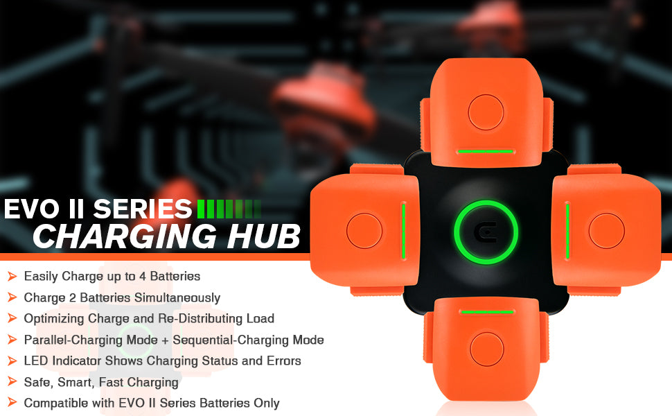 Autel Robotics EVO II Battery Charging Hub