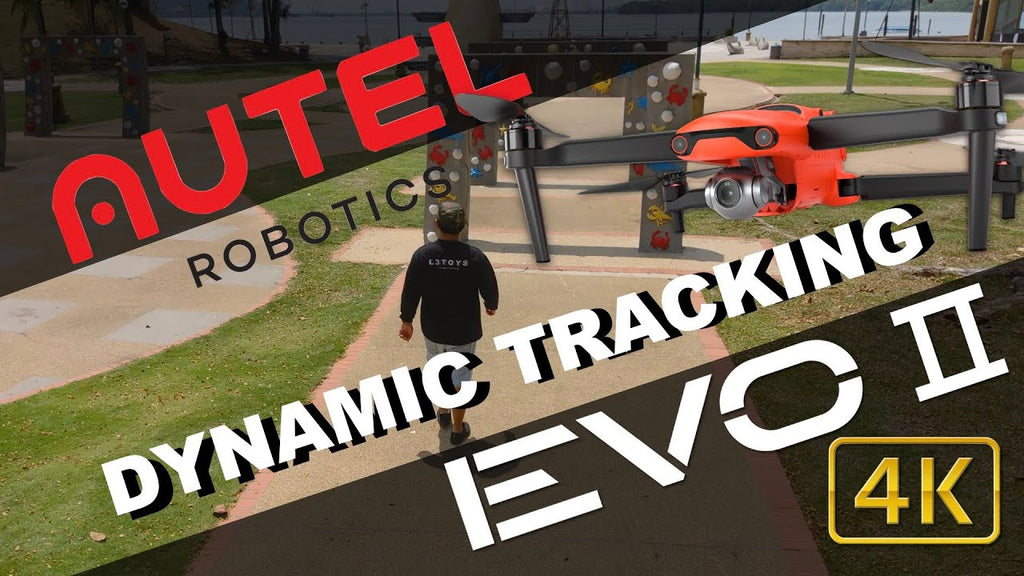 Autel EVO II Dynamic Tracking