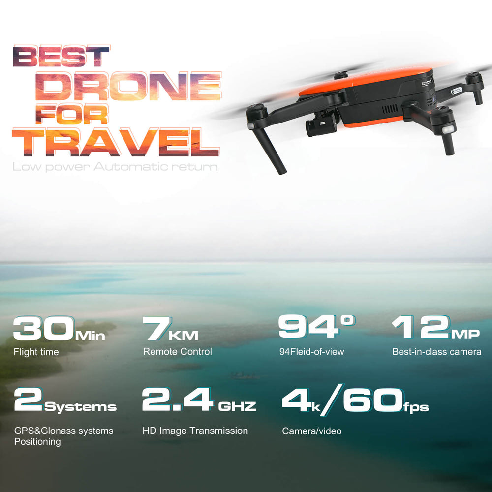 autel evo drone best for travel