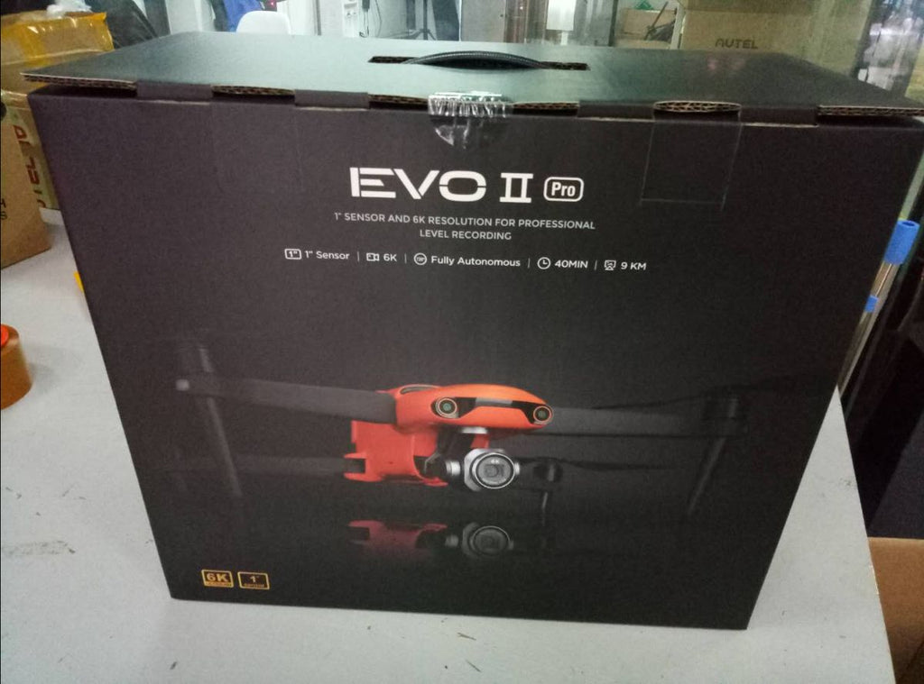 Autel EVO II Pro Rugged Bundle in stock