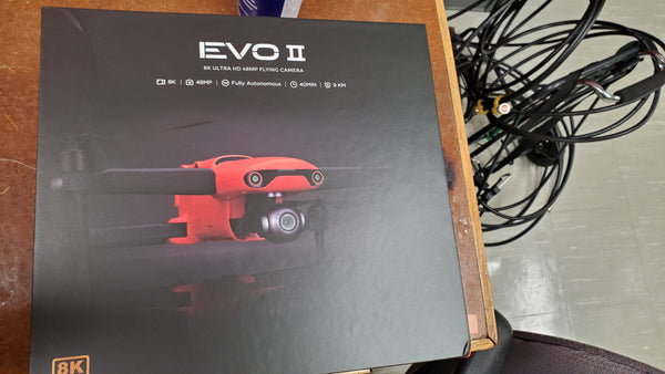 Autel EVO II drone shipping out