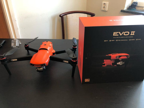 Autel EVO II shipping out
