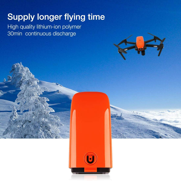 Autel Evo Battary supply flying time