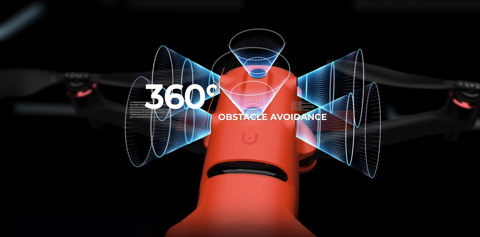 picture of autel evo 2 360° Obstacle Avoidance