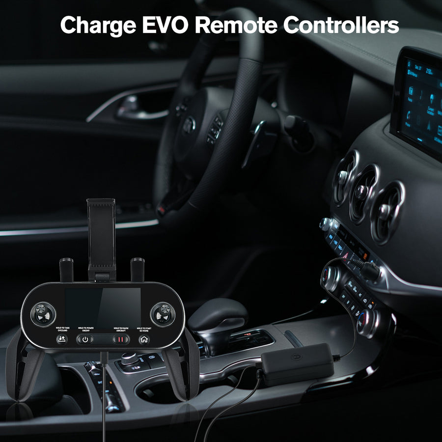 Autel EVO II Car Charger For EVO II Remote Controller