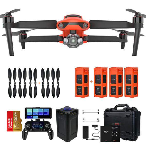Autel Robotics EVO II Pro Advanced Rugged Bundle