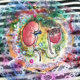 KIDNEYS - Wear it Frame it Patch