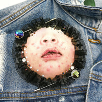 Chicken Pox - Wear it Frame it Patch